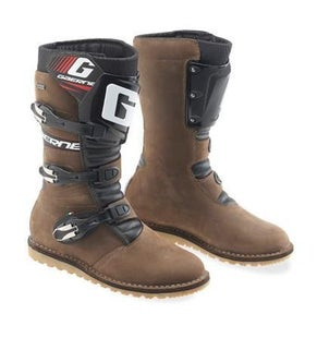 Gaerne Boots All Terrain GoreTex Trials Boots - Brown Black
