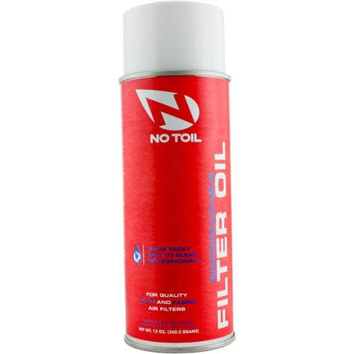 No Toil Air Filter Oil Spray Aerosol Air Filter Oil - ir Filter Oil Spray (Aerosol)