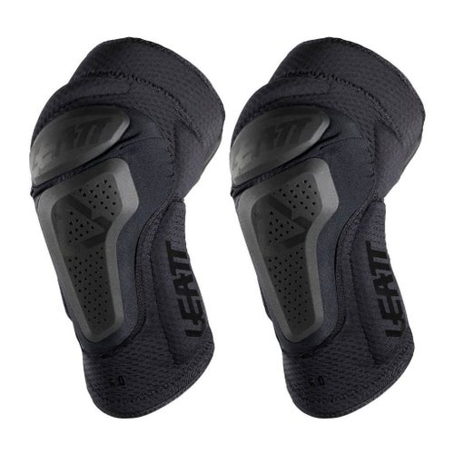 Leatt 3DF 6.0 MX Motocross and Enduro Knee Protection - Black