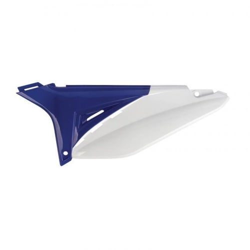 Polisport Plastics Airbox Cover and Side Panels Sherco SER SEFR 1216 OEM 1216 Side Panel Plastic - Blu