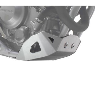 Zeta Enduro Full Coverage Glide Plate Honda CRF250L 12 Skid And Bash Plate - Black