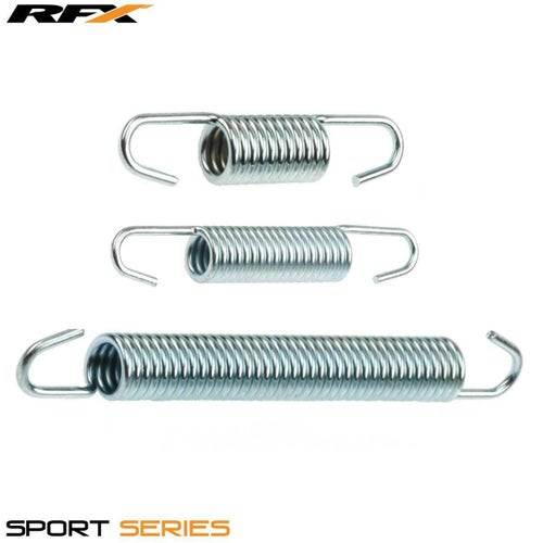 RFX Sport Std Exhaust Springs , Exhaust Spare - 90mm