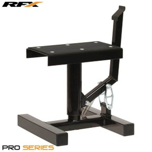 RFX Pro Single Pillar Lift up Lift Stand - Black