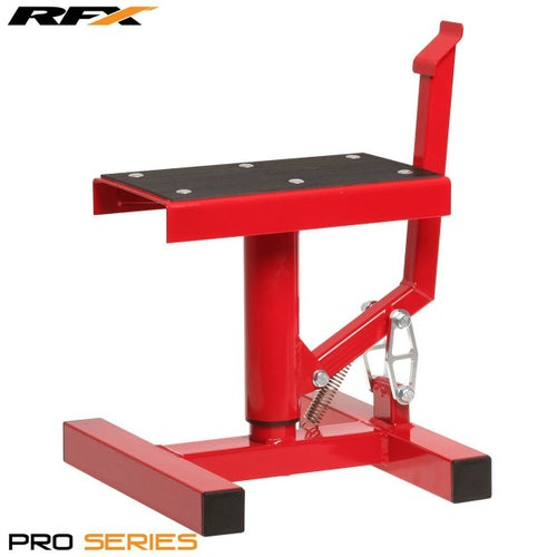RFX Pro Single Pillar Lift up Lift Stand - Red