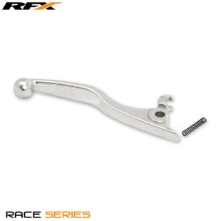 RFX Race Series Forged Front Brake Lever TM All 99 MX Brake Lever - Black
