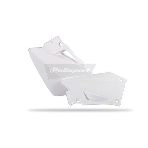 Polisport Plastics Side Panel Gas Gas EC125450 05 Side Panel Plastic - 06 White