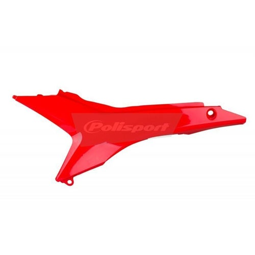 Polisport Plastics Upper Side Panel Honda CRF250R 14 Side Panel Plastic - 15 Red 04
