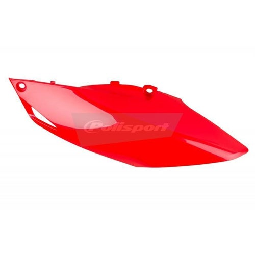 Polisport Plastics Side Panel Honda CRF450R 13 Side Panel Plastic - 15 Red
