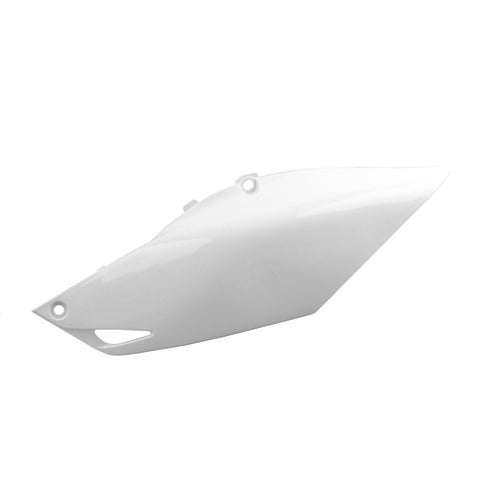 Polisport Plastics Side Panel Honda CRF450R 1315 OEM 13 Side Panel Plastic - 15) White