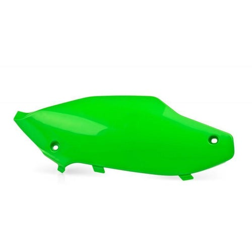 Polisport Plastics Side Panel Kawasaki KX450F 12 Side Panel Plastic - 15 Green 05