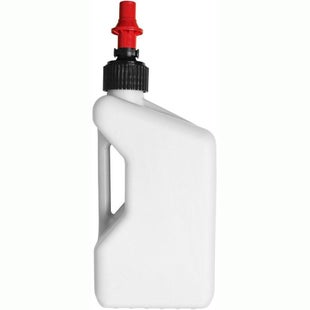 Tuff Jug 20 Litre Motocross and Enduro inc Ripper Valve Fuel Can And Refueling - WR