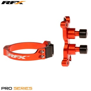 RFX Pro Series 2 L Button Orange KTM 125525 03 Holeshot Launch Control - Orange