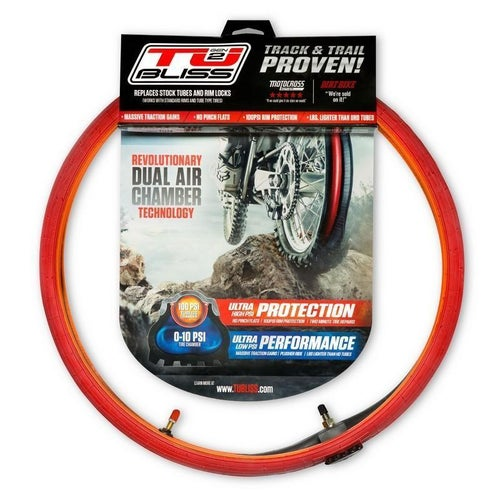 "Tubliss Generation 20 MOTOCROSS Inner Tube - 19"" Rear Complete System"