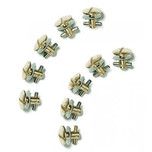 Motocross Boot Spares Sidi Fast Release Screws With Washers for SMS SRS Soles - PK 10