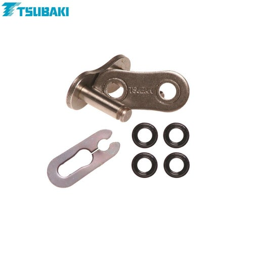 Tsubaki Replacement MX Alpha Racing XRing Chain Chain Split Link - XRS 520 Spring link