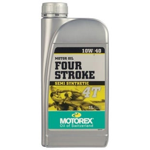 Motorex Motorcycle 4T 10W 40 Engine Oil - 1 Litre