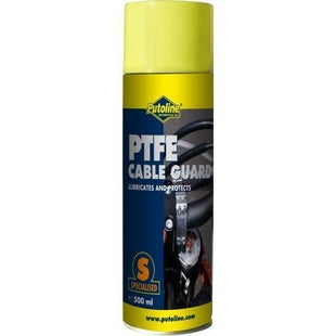Putoline PTFE Cable Guard Spray Lubricant - 500 ml Aerosol