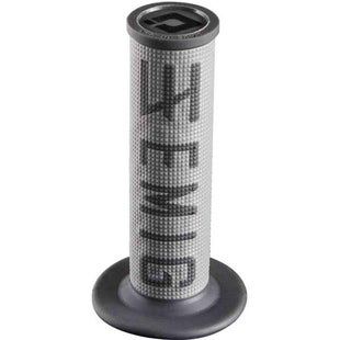 ODI Emig Racing LockOn 2 or 4 Stroke Motocross Grips MX Handlebar Grip - Grey