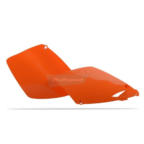 Polisport Plastics Side Panel KTM EXC 4Stroke 00 Side Panel Plastic - 03 Orange