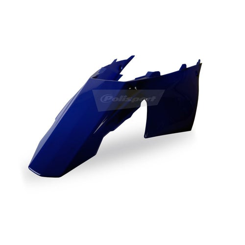 Polisport Plastics Rear Fender Side Panel Gas Gas EC125450 07 Side Panel Plastic - 09 Blue