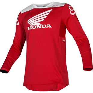Fox Racing 180 Honda Motocross Jerseys - Rd