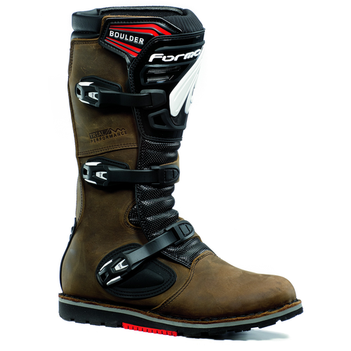 Trials Boots Forma Boulder - Brown