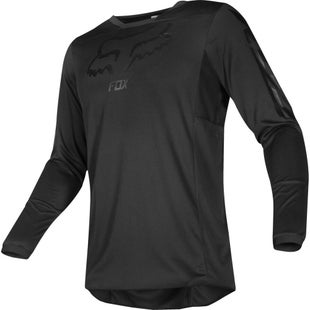 Fox Racing 180 Sabbath Enduro and Motocross Jerseys - Black
