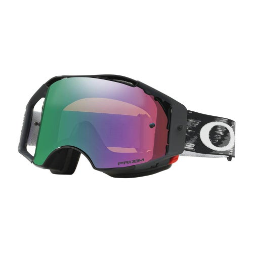 Masque MX Oakley Airbrake Speed - Prizm Mx Jade Iridium
