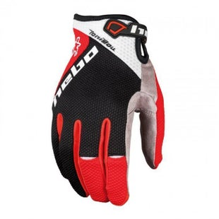 Hebo Glove Trials Glove - Toni Bou II Replica Black/Red