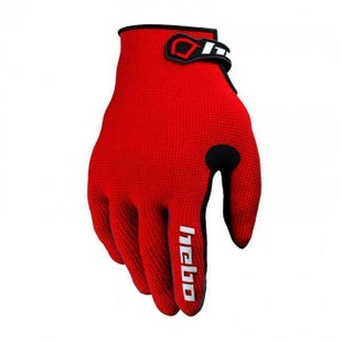 Hebo Glove Team II Trials Glove - Red