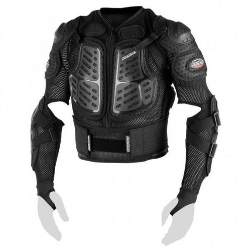Hebo XTR ARMOUR JACKET JUNIOR MEDIUM Torsobescherming - TR ARMOUR JACKET JUNIOR MEDIUM