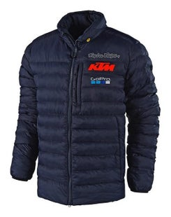 Troy Lee TEAM KTM DAWN JACKET NAVY MX Jacket - TROY LEE DESIGNS TEAM KTM DAWN JACKET NAVY