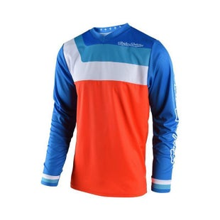 Troy Lee GP Prisma Motocross Jersey Enduro Jersey - Orange