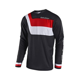Troy Lee GP Prisma Motocross Jersey Enduro Jersey - Black