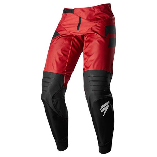 Shift MX 3LACK LABEL Strike Motocross Pants - Dark Red