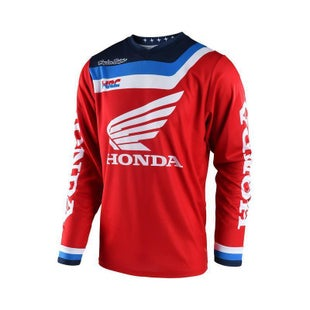 Troy Lee GP AIR Team Honda MX Motocross Jersey Enduro Jersey - Red
