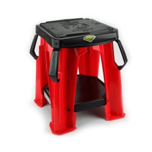 Cycra Motocross Bike Stand Stand Box Stand - Red