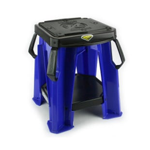Cycra Motocross Bike Stand Stand Box Stand - Blue
