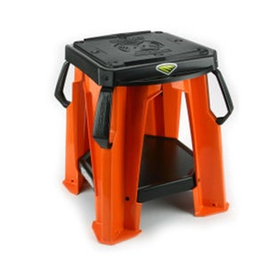 Cycra Motocross Bike Stand Stand Box Stand - Orange