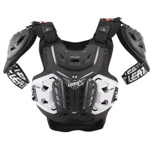 Leatt Chest Protector 4.5 Pro Torsobescherming - Black