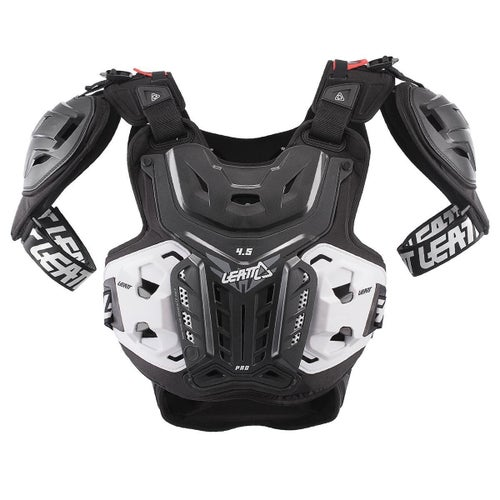 Leatt Chest Protector 4.5 Pro Body Protection - Black