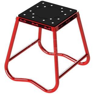 Box Stand Matrix C1 Carbon Steel Stand - Red