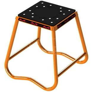 Box Stand Matrix C1 Carbon Steel Stand - Orange