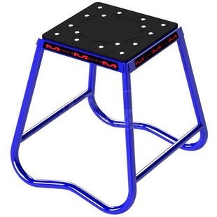 Box Stand Matrix C1 Carbon Steel Stand - Blue
