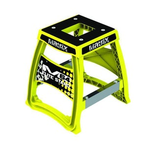 Matrix M64 Elite Bike Stand Box Stand - Yellow
