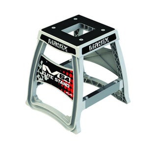Matrix M64 Elite Bike Stand Box Stand - White