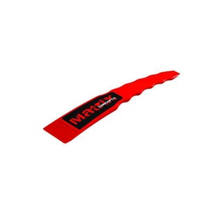 Matrix M24 Mud Scraper Hand Tool - Red