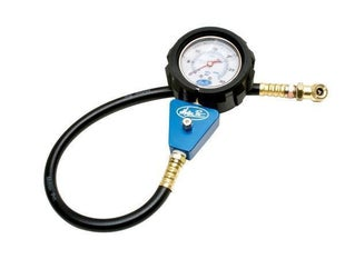 Tyre Changer Motion Pro fessional Tire Pressure Gauge 25 foot 0 - 30 Psi