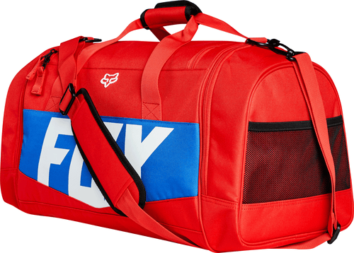 Fox Racing 180 Duffle Gb - Kila Gear Bag - Blu/rd