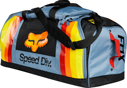 Fox Racing Podium Gb - Murc Gear Bag - Blu Stl